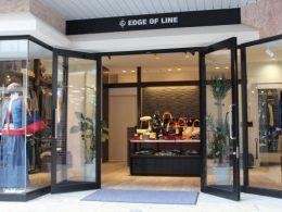 EDGE OF LINE
