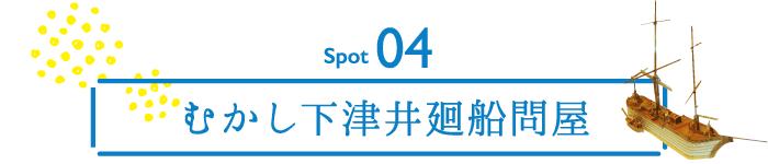 スポット04 むかし下津井廻船問屋