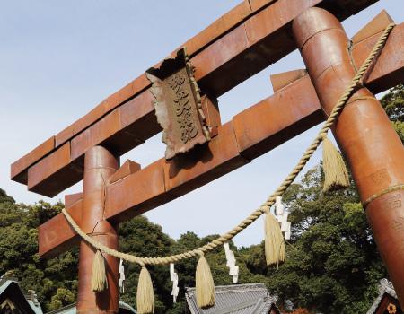 由加山由加神社本宮
