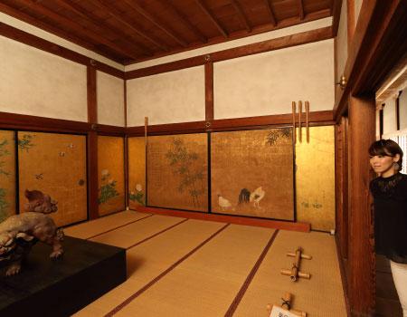 スポット01 由加山蓮台寺