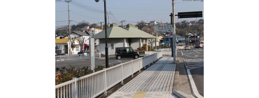児島大正橋公衆トイレ