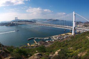 児島は瀬戸内海に臨む趣ある港町です。