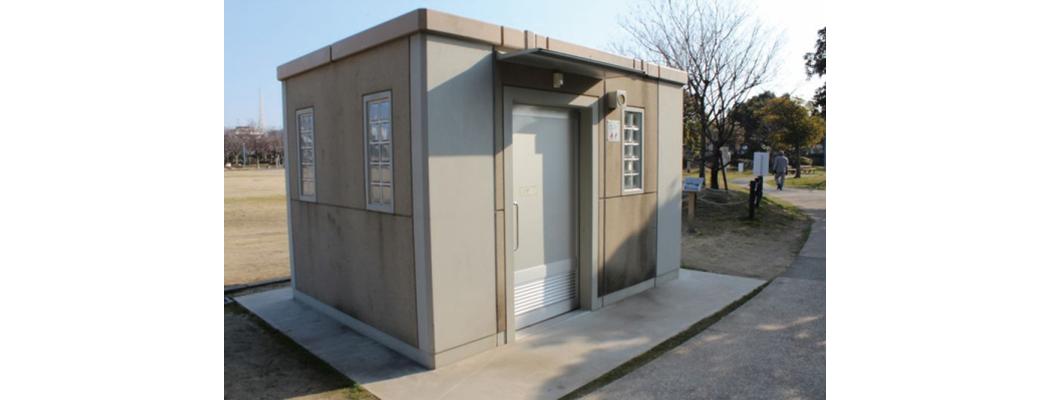 児島公園公衆トイレ