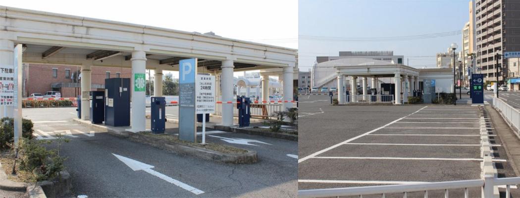 市営第三駐車場
