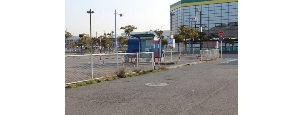 寅一第二駐車場